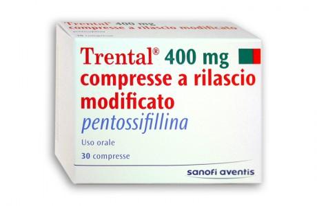 erezione pentossifillina